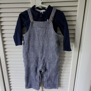 Janie and Jack 12-18 months set